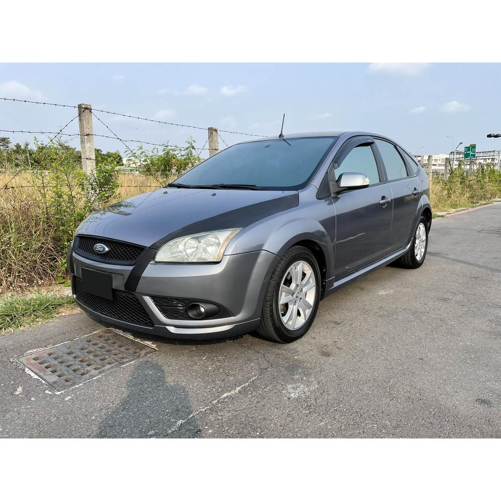 誠售9.5萬【2008 福特 Ford 佛克斯 focus 5門 2.5代 1.8】便宜車 二手車 代步