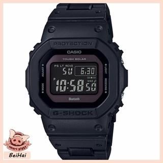 CASIO 卡西歐 G-SHOCK 電波錶 機械鏢 太陽能手錶 運動手錶 小方塊 樹脂複合式錶 GW-B5600B 桃園市
