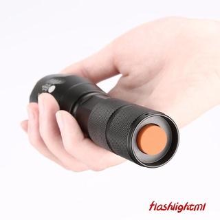 10000 流明 LED 手電筒 T6 /  L2 超亮手電筒 5 種模式手電筒 戶外運動騎行裝備配件