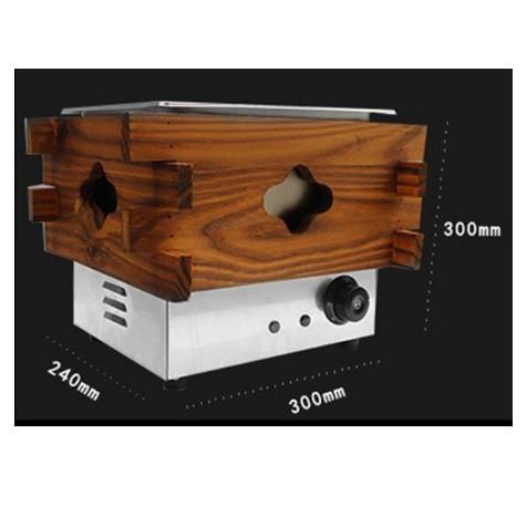 【美妝少女】9格 日式造型 關東煮機 保溫湯鍋 商用 單缸 控溫 110V/220V 有附鐵蓋