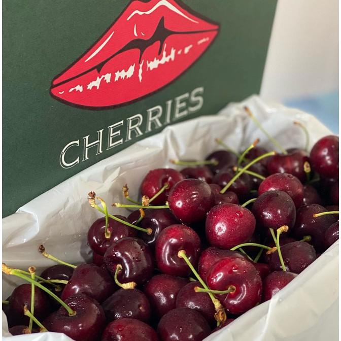 """(.)櫻桃界頂級逸品""""紐西蘭大嘴巴櫻桃"""" (cherries)(cherries)(cherries)"""