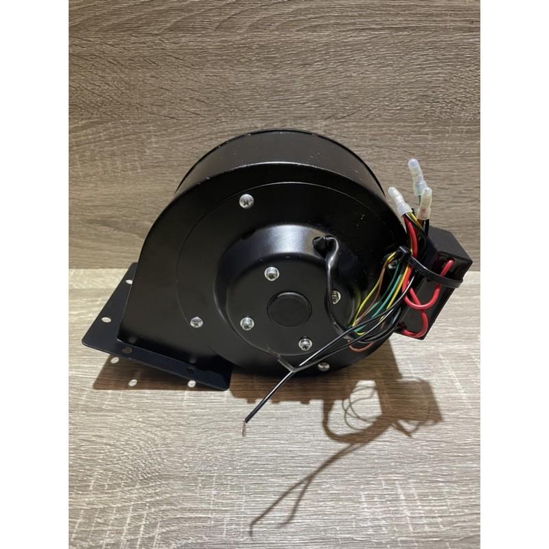 小型工頻離心風機110V 120W鼓風機 散熱風扇 抽風機 小型蝸牛風扇 工業風扇 離心風扇 小蝸牛風扇 風扇