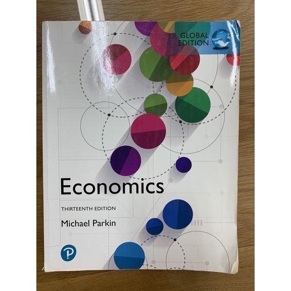 經濟學Economics Michael Parkin 13th 978-1-292-25546-0