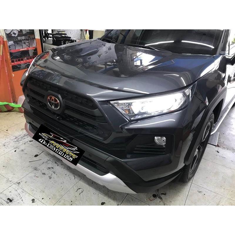 (小鳥的店)豐田 2019-2020 5代 RAV4 正美規原廠橫桿 adventure 進口件 車頂架 實車