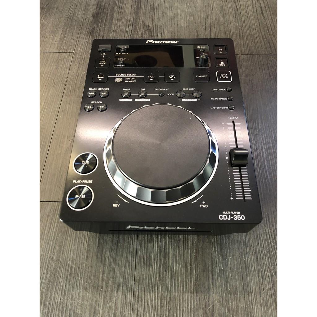 [Ghost DJ Studio]二手美品 Pioneer DJ CDJ-350 兩台優惠 22000