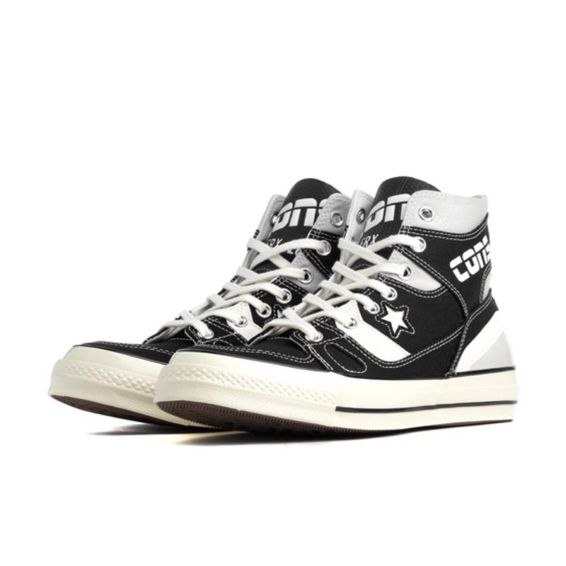 【EG代購】Converse All Star 70 Hi E260 in Black/White 166462C