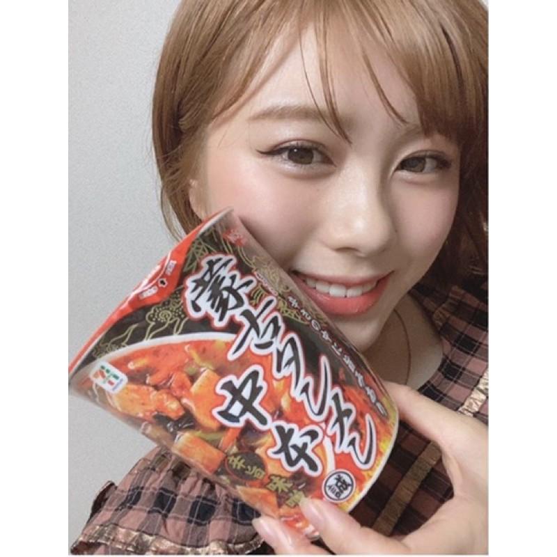 日本7-11 日清Nissin蒙古味增泡麵/蒙古泡麵/預購到貨