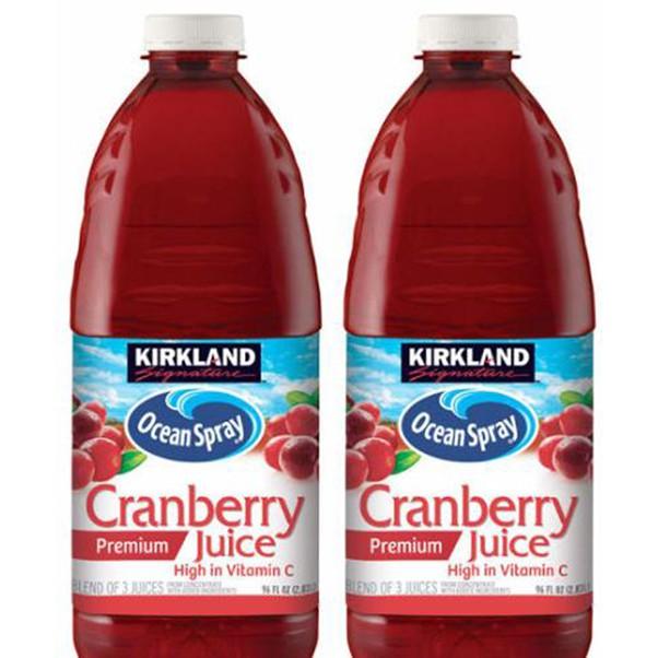 科克蘭 蔓越莓綜合果汁 2.84公升 X 2入 W596444