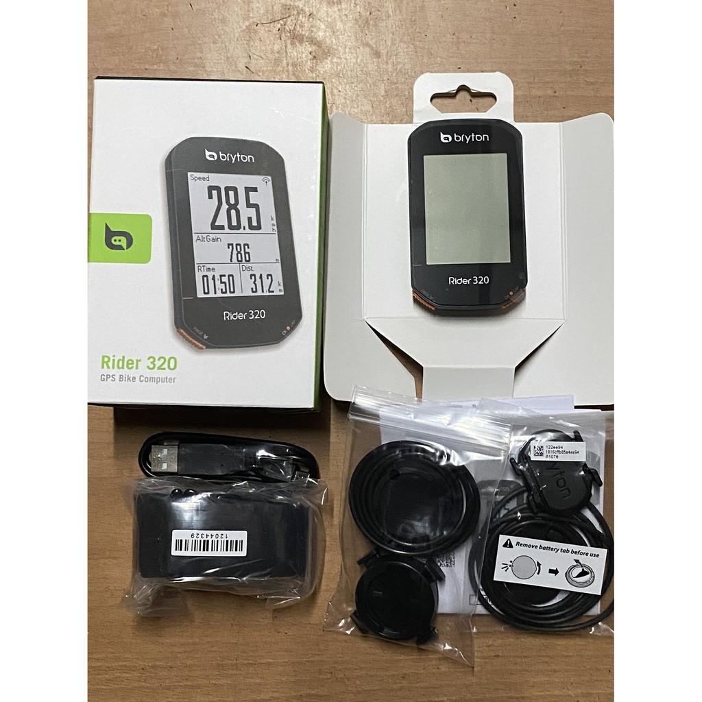 火雞二輪 免運送延伸燈座 Bryton Rider 320E 320T GPS碼錶主機 踏頻 心率 心跳帶