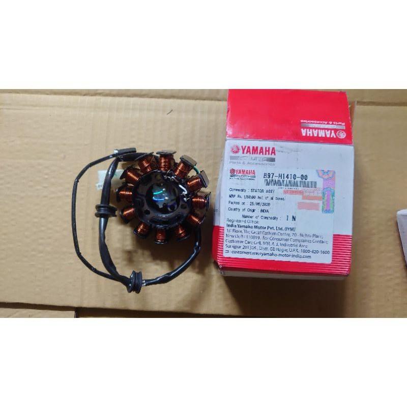 yamaha fz25 fz250 fazer 發電線圈 線圈 電盤 啟動電盤 B97-H1410-00