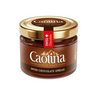 可提娜Caotina瑞士頂級巧克力醬 300g 【大潤發】 新北市