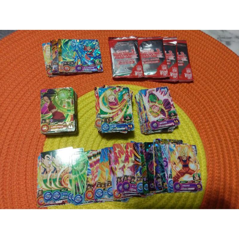 七龍珠英雄卡(台版)10張1包