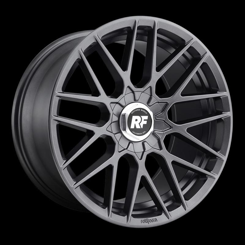 高雄人人輪胎 rotiform rse 18吋 19吋 鋁圈 5孔 108 112 114.3 120 100 鐵灰色