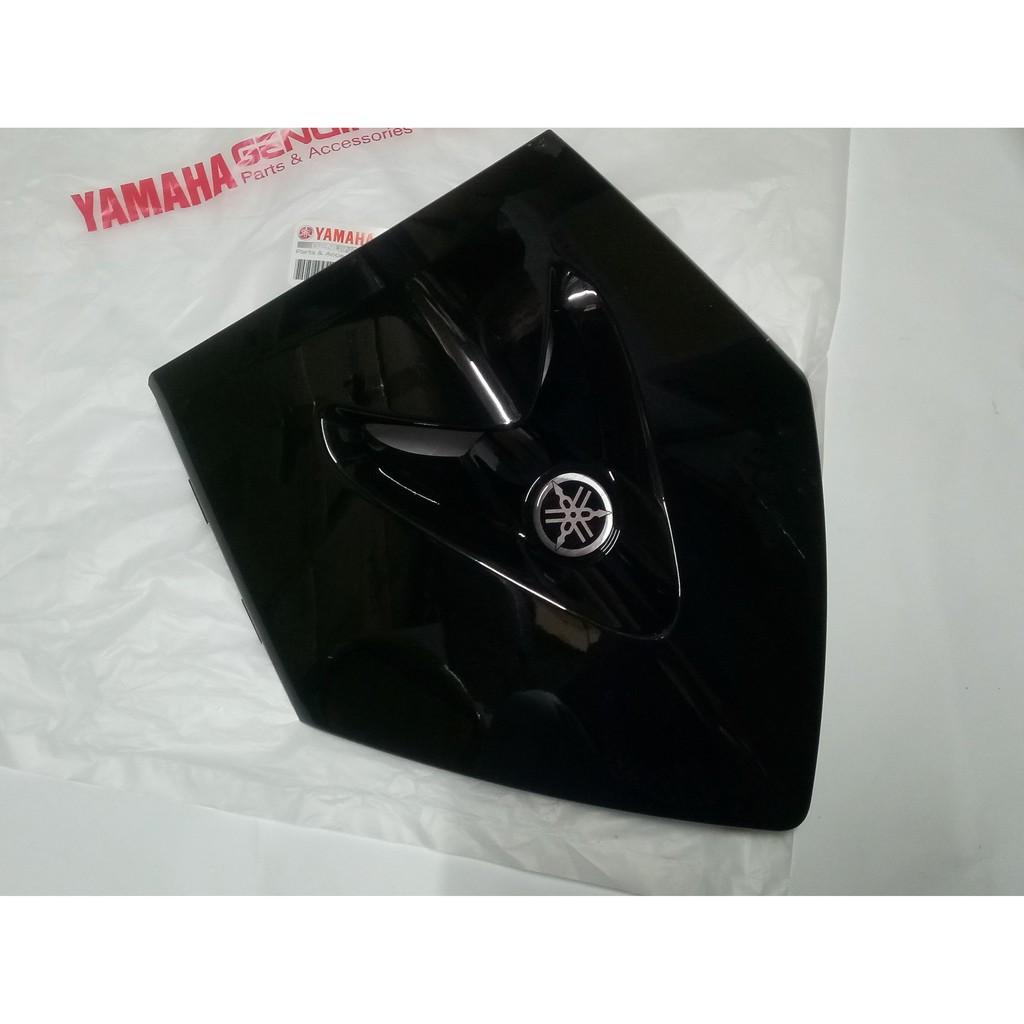 YAMAHA 山葉 原廠 勁戰 四代 125 (亮黑) 盾牌 大盾 大盾牌
