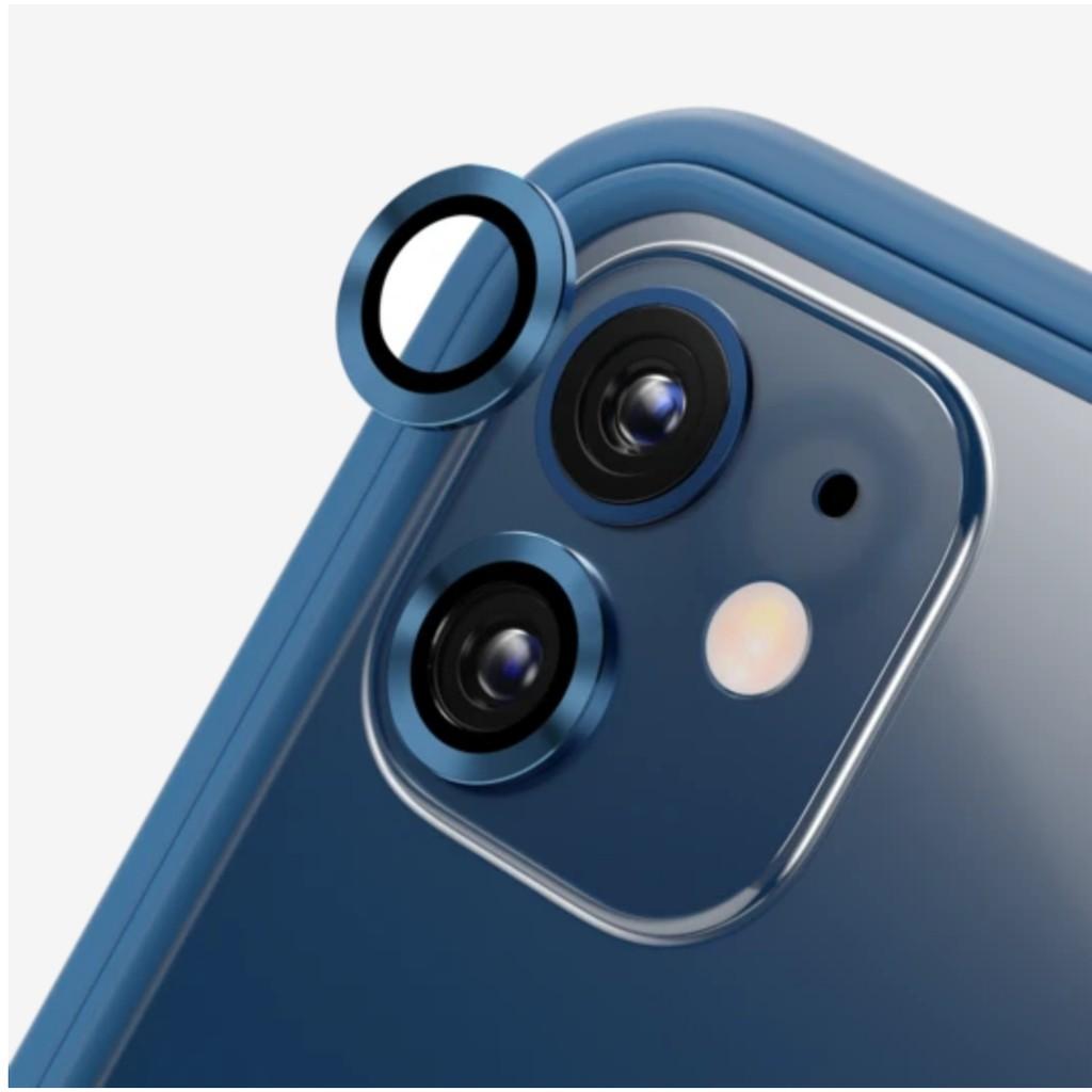 犀牛盾 i12 9H鏡頭玻璃保護貼 iPhone 11/12 Pro Max Mini 鏡頭框 鏡頭貼【RS878】
