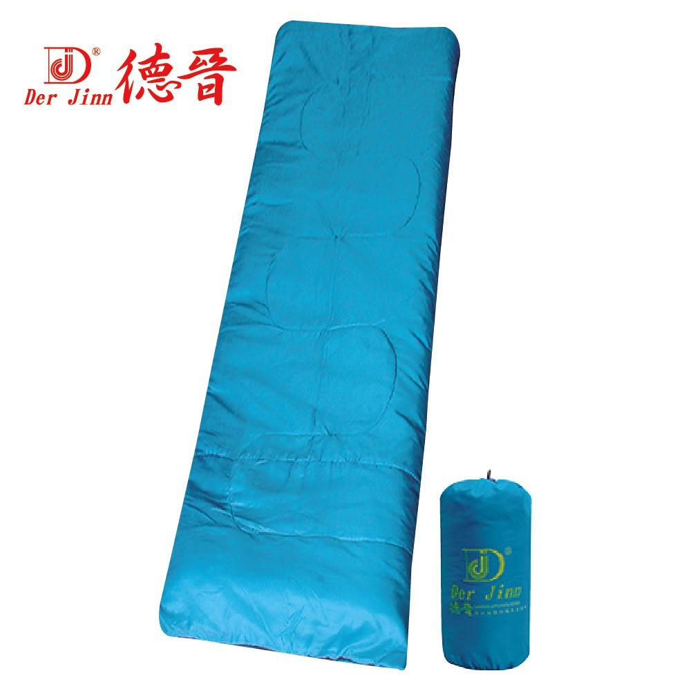 【Der Jinn德晉】3035 加寬方型人造羽毛睡袋~顏色隨機出貨