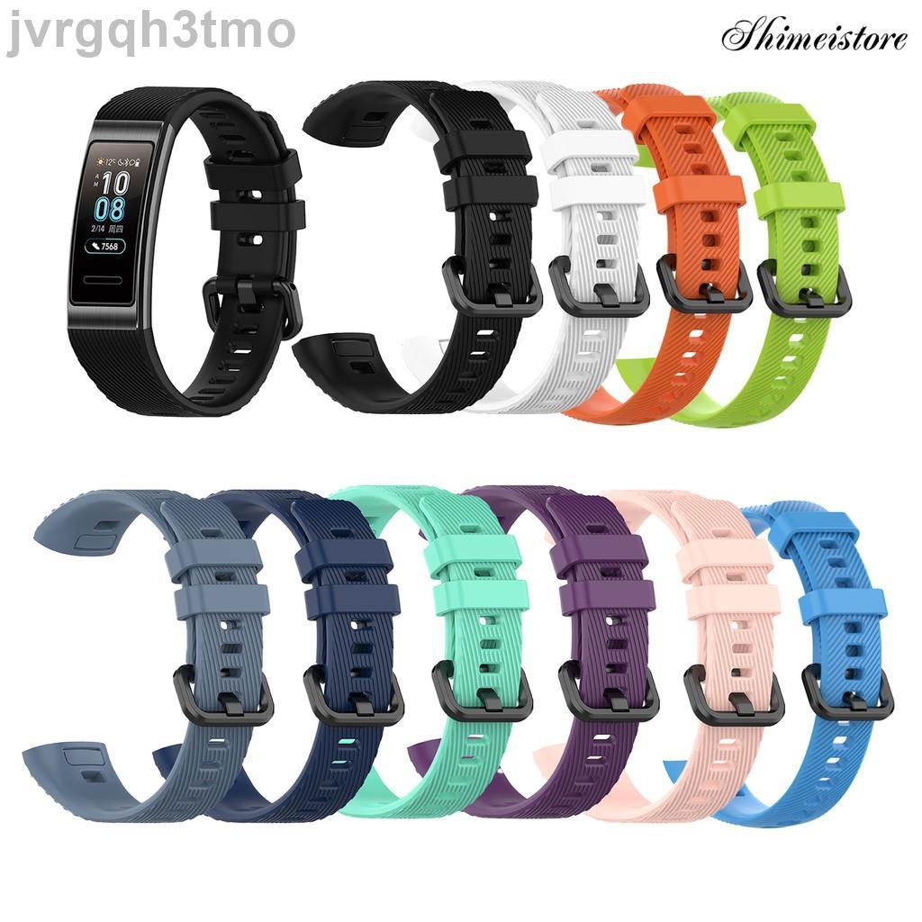【小新】適用於華為手環4 pro 華為band 3/華為3pro表帶智能手錶替換腕帶