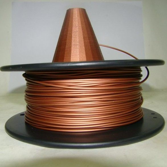 [GND3dp] 3D列印耗材 3D列印線材 【PLA金屬耗材 Metal filament】 3D印表機耗材 2捲免運