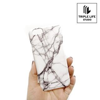 iPhone 6 /  6S大理石紋質感手機殼 大理石殼 二手商品 換手機便宜賣 新北市
