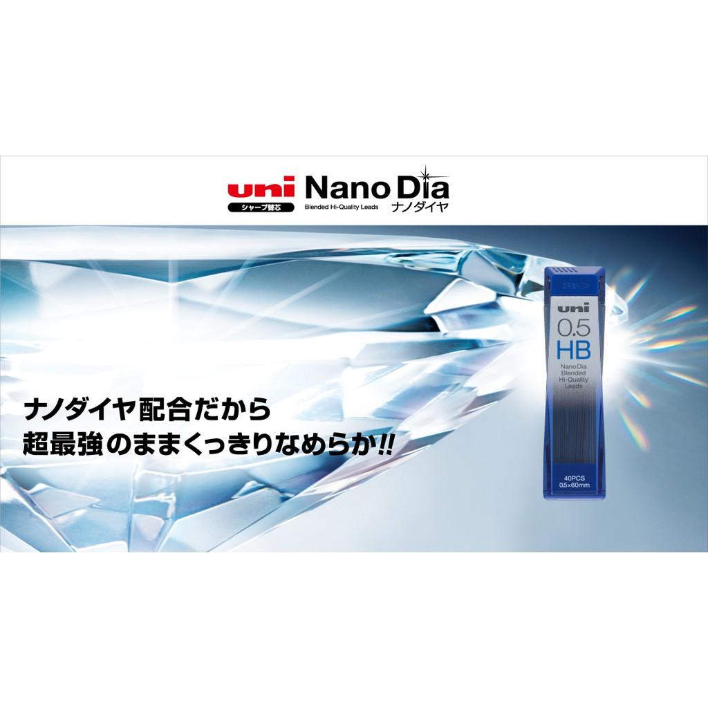 【現貨】 中島商店 三菱 Uni 202ND Nano Dia 自動鉛筆筆芯