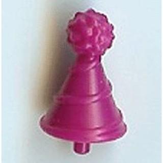 公主樂糕殿 LEGO 樂高餐廳 朋友 41111 髮叉 三角 派對帽 24131 桃紅色 A037 新北市