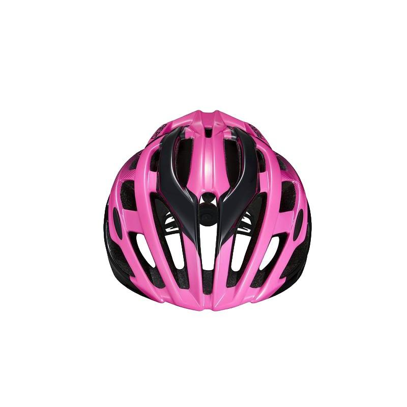 VIVIMAX AERO-19 自行車競賽版安全帽 頭盔-流線造型(桃紅)[09001909]【飛輪單車】