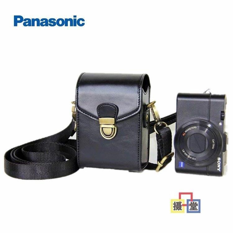 松下LX10皮套 ZS220 ZS110 ZS80 ZS70 TZ95 TZ90相機包 便攜腰包
