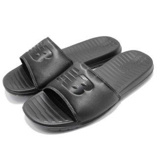正品 New Balance 涼拖鞋 SD130SB 中性 黑紐巴倫 輕便 夏日拖 情侶鞋 高雄市