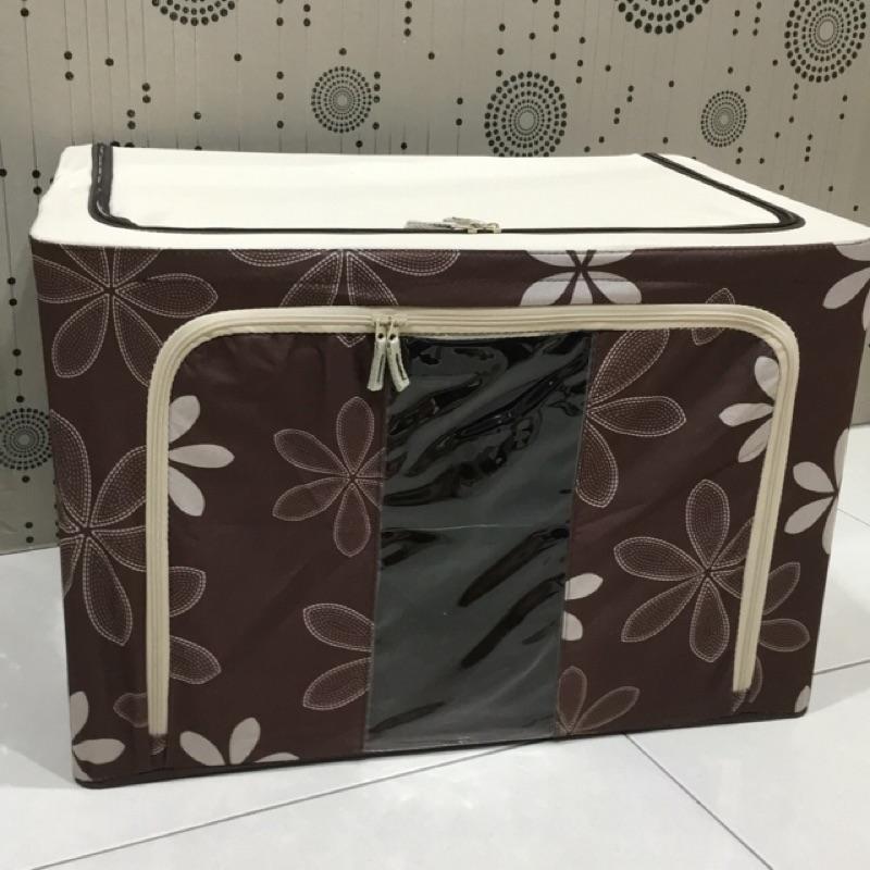 二手-雙開式百納箱(收納箱 / 整理箱 / 置物箱)