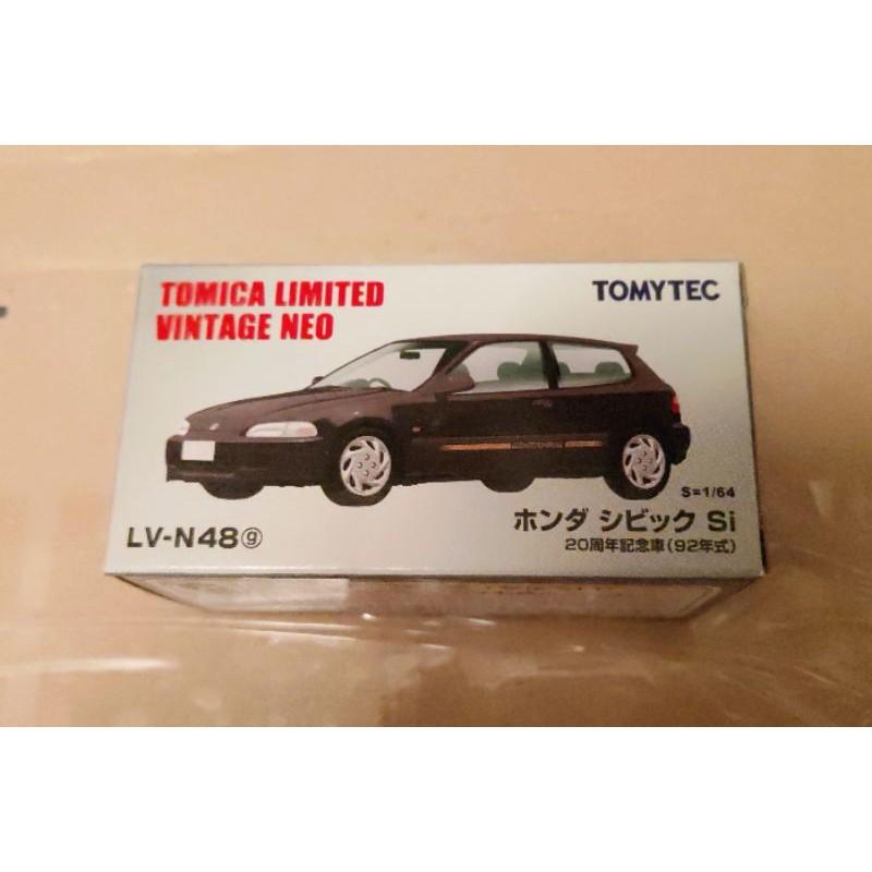 Tomytec LV-N48g Honda Civic Si 20週年紀念車