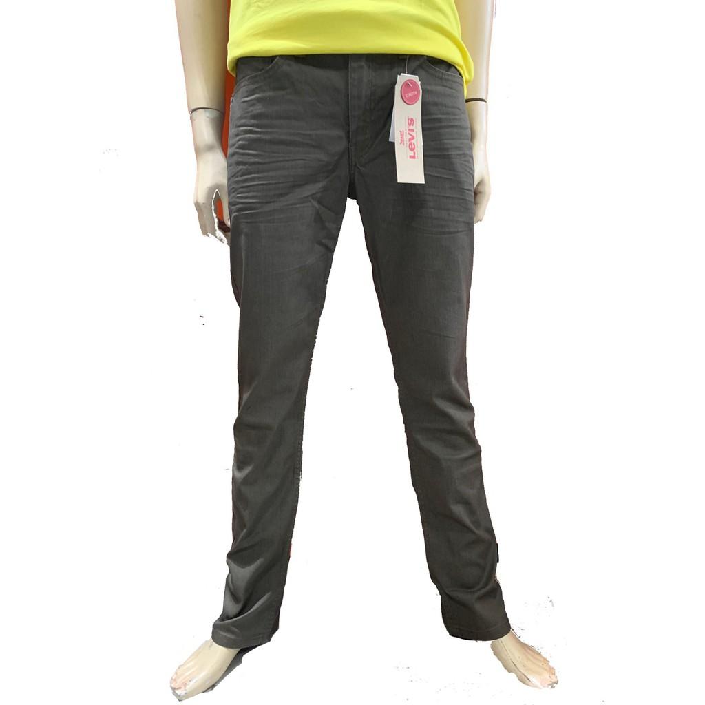 Levi's 511™男士修身窄管牛仔褲/橄欖綠/牛仔長褲/單寧牛仔褲/045112273 Levis