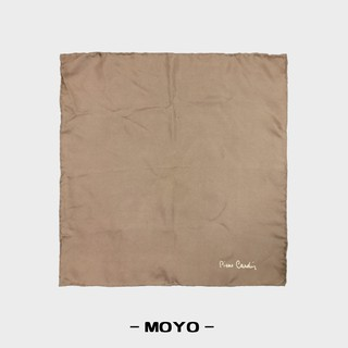 ✦模樣✦ pierre cardin 復古 vintage 手帕 絲巾 領巾 桌巾 方巾 台北市