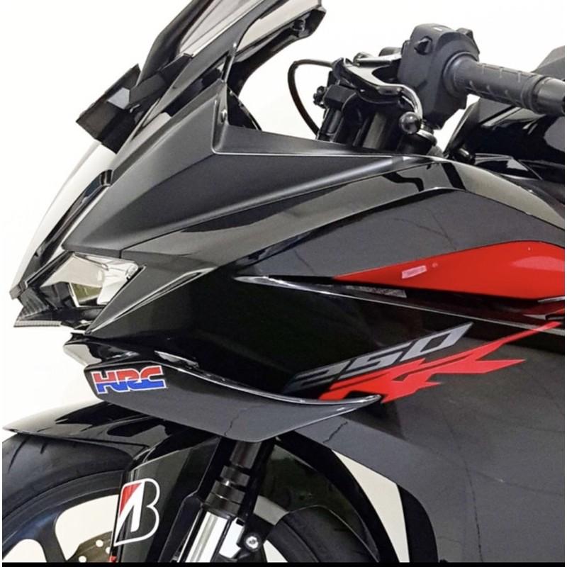 【XYMOTO】HONDA CBR250RR 定風翼 空力套件 素材 定風翼 CBR HRC 寬體 車殼