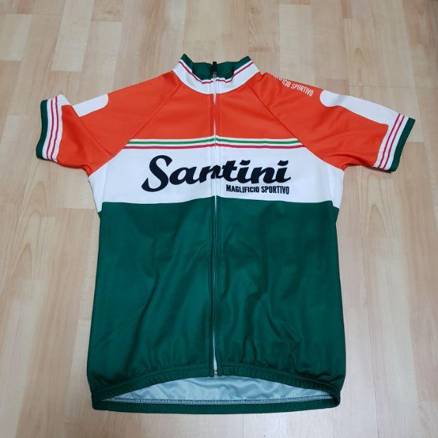 Santini 車衣 2手 1965 Maglificio Sportivo 復古車衣 S