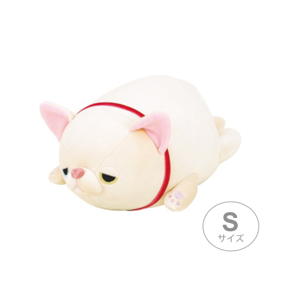 MARSHMALLOW(棉花糖系列) 幸運貓小雪小抱枕