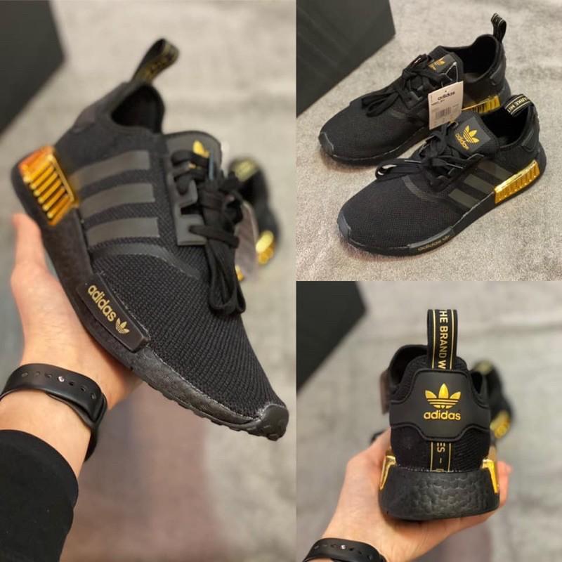 adidas NMD R1 黑色 經典鞋  H67844