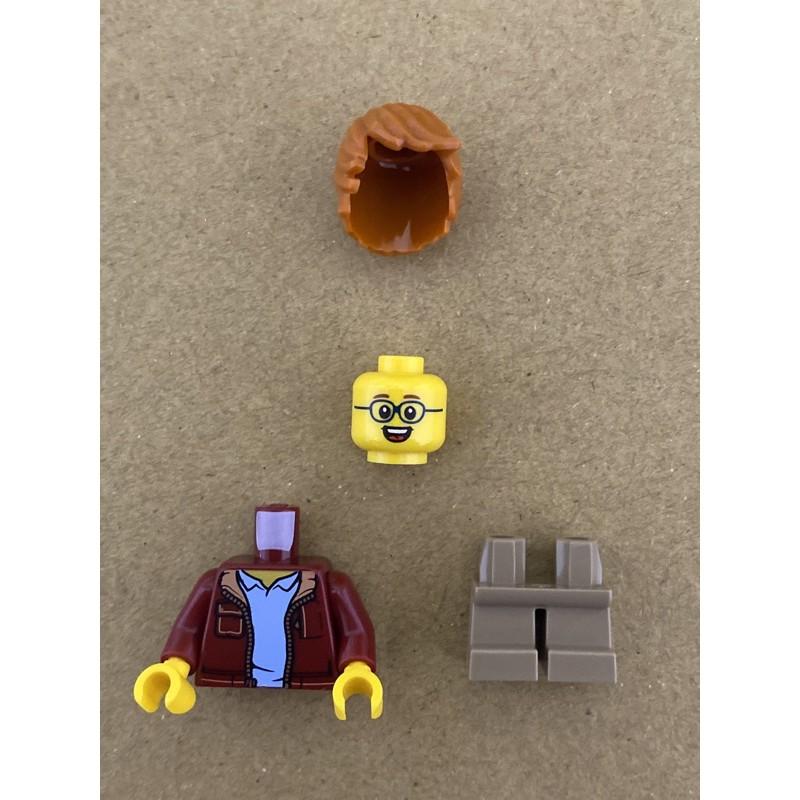 LEGO 樂高人偶 21318 小男孩 IDEAS 樹屋