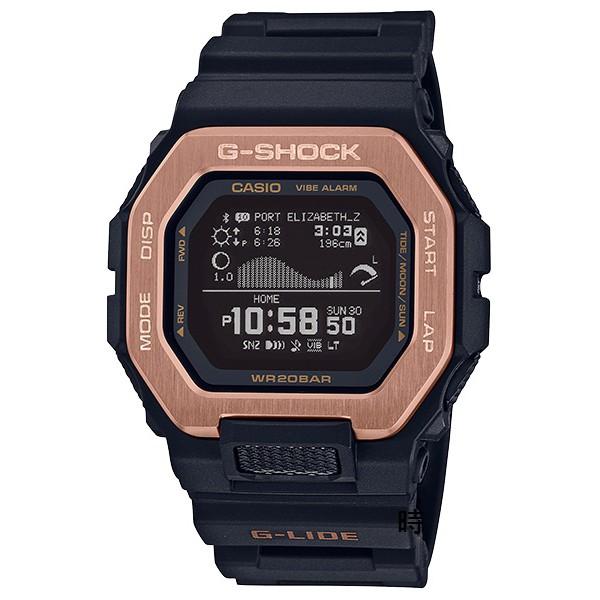 G-SHOCK 卡西歐 GBX-100NS-4 潮汐 藍牙 手錶