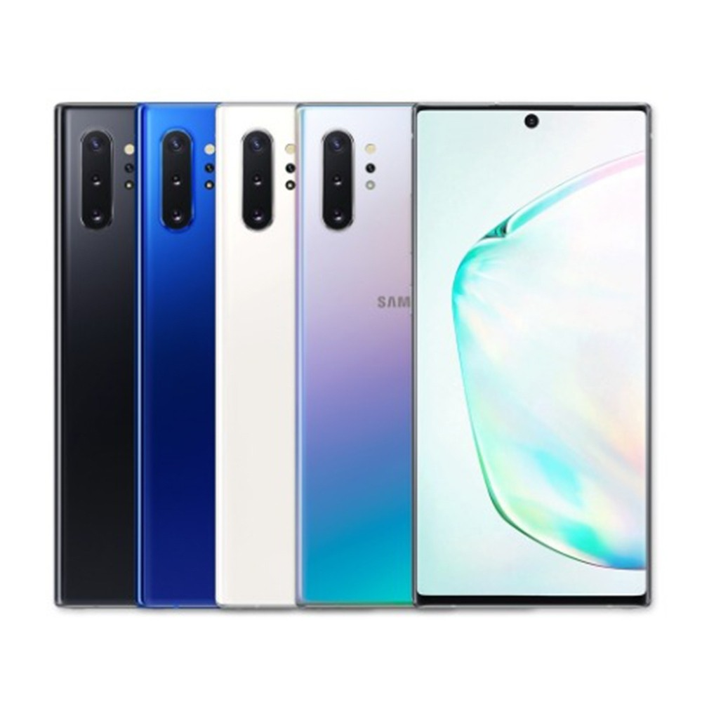 【免卡分期】Samsung Galaxy Note10+12G/256G手機 全新商品 三星手機