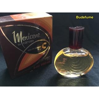 Carven Madame de Carven 卡紛夫人女性淡香水小香迷你瓶5ml 新北市