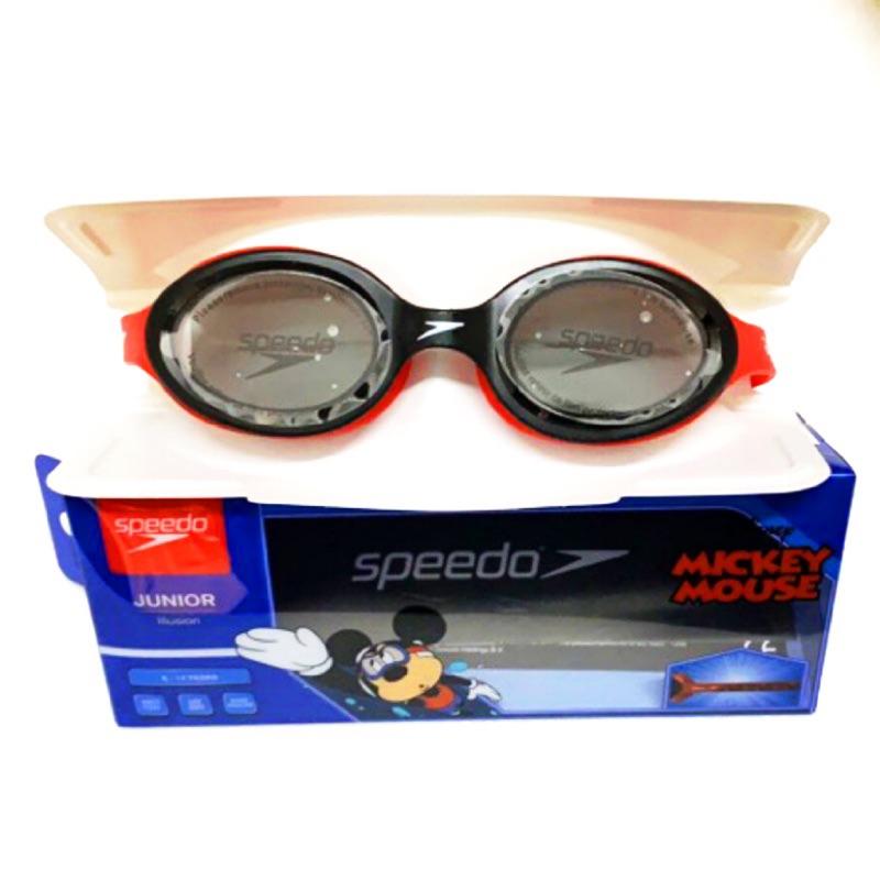 Speedo 兒童運動泳鏡 Illusion 米奇
