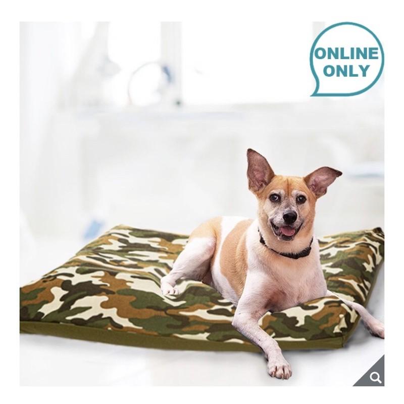 COSTCO 好市多線上代購KuddleKrew 毛得舒 防水寵物床墊 - 迷彩