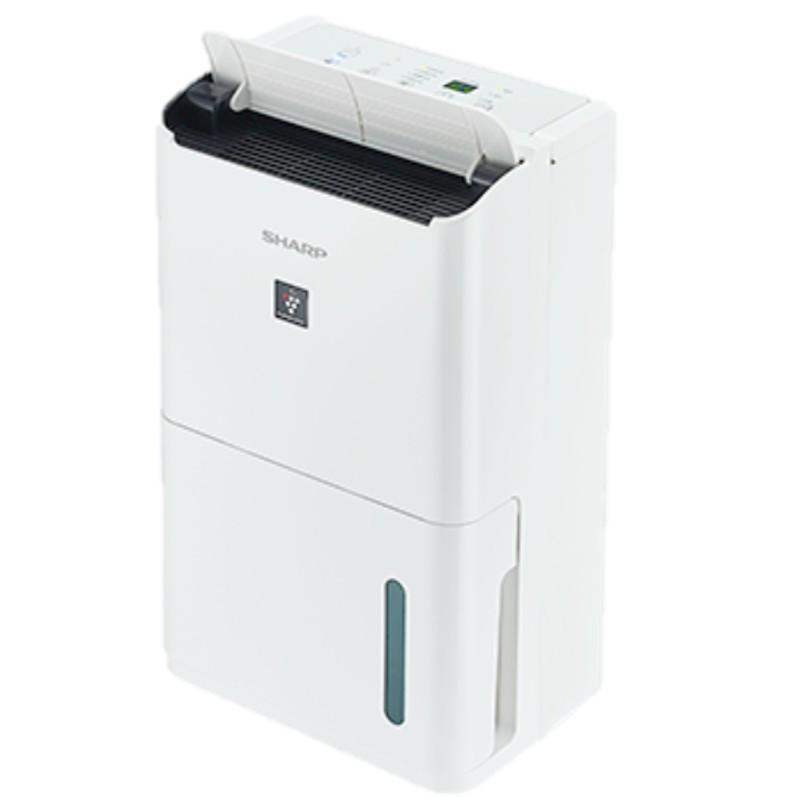SHARP 夏普 8.5公升 自動除菌 離子清淨除濕機 DW-H8HT-W