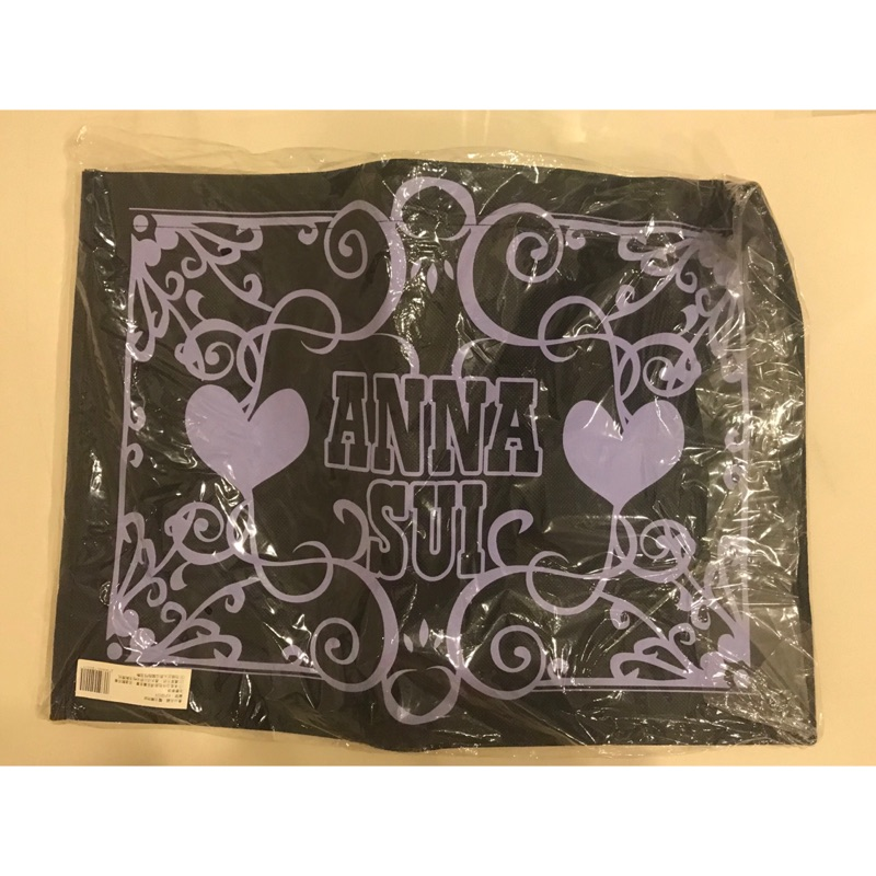 Anna Sui購物袋 購物包 肩背包 全新