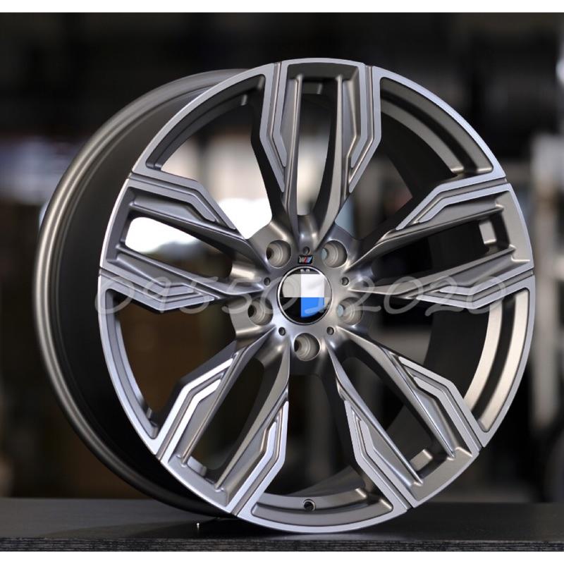 全新類BMW 大七M版仕樣5孔112 20吋鋁圈G11/G12/G30/G31/G32/G20/G01/G02/G05