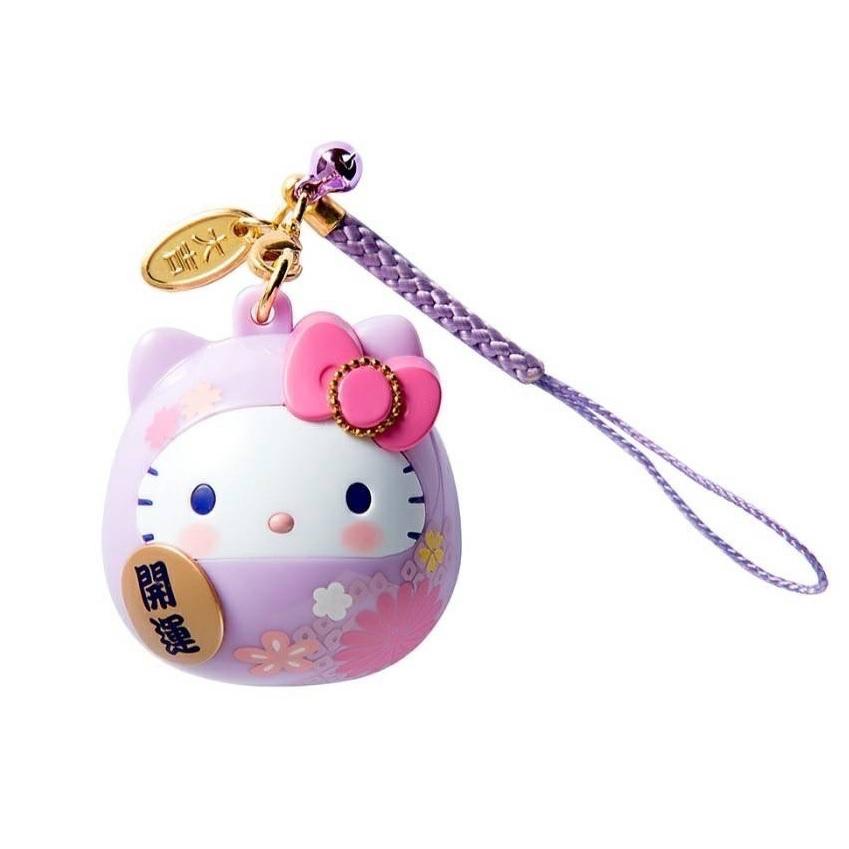 粉紫達摩kitty悠遊卡