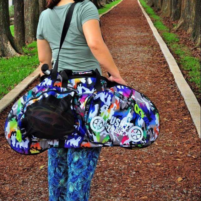 滑步車加厚板專用攜車袋 STRIDER KOKUA Bixbi NORWEE