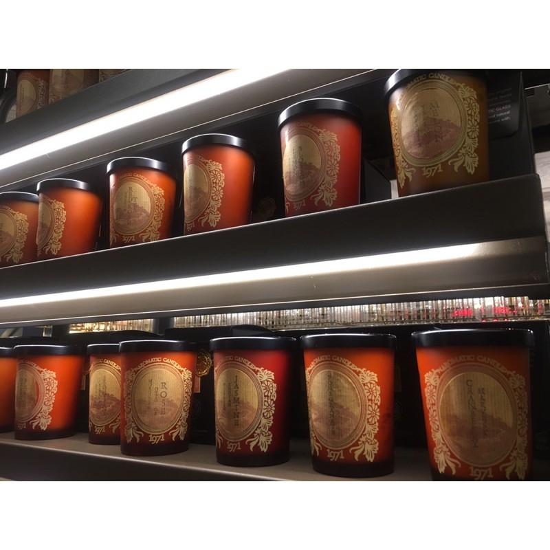 karmakamet 185g蠟燭 雞蛋花 香氛 泰國代購 檀香 爪哇香草 紅茶 檸檬草  精油蠟燭 送禮閨蜜生日 白茶