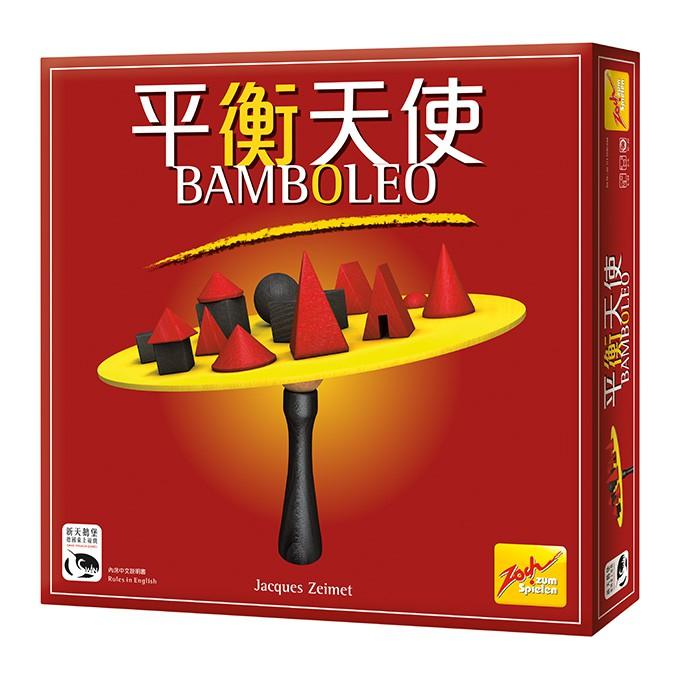 平衡天使 Bamboleo 桌遊 桌上遊戲【卡牌屋】