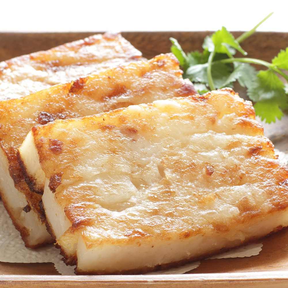 【上野物產】冷凍蘿蔔糕 (960g)包